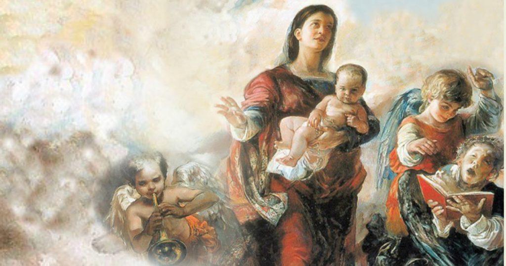 Mãe do Divino Amor