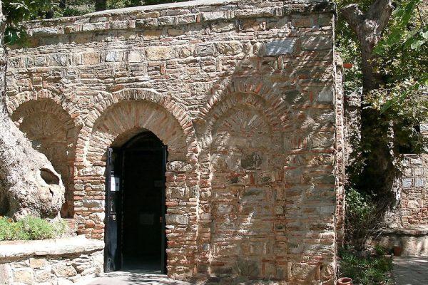 Casa de Nossa Senhora em Éfeso